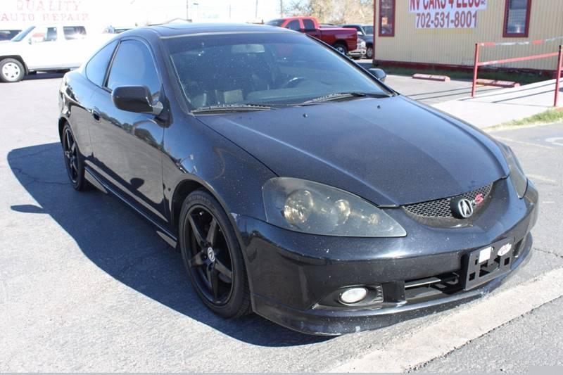 Used Cars in Las Vegas 2006 Acura RSX