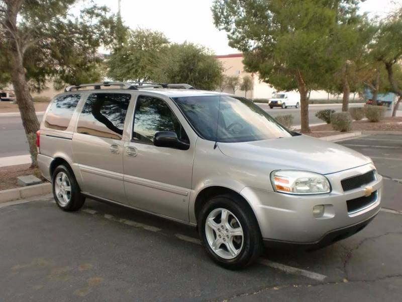Used Cars in Las Vegas 2006 Chevrolet Uplander