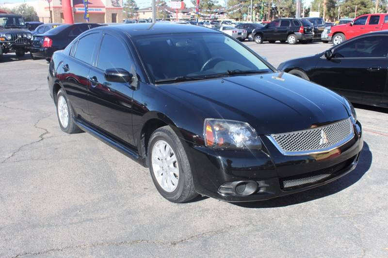 Used Cars in Las Vegas 2010 Mitsubishi Galant