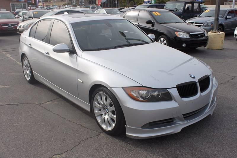 Used Cars in Las Vegas 2006 BMW 3 Series