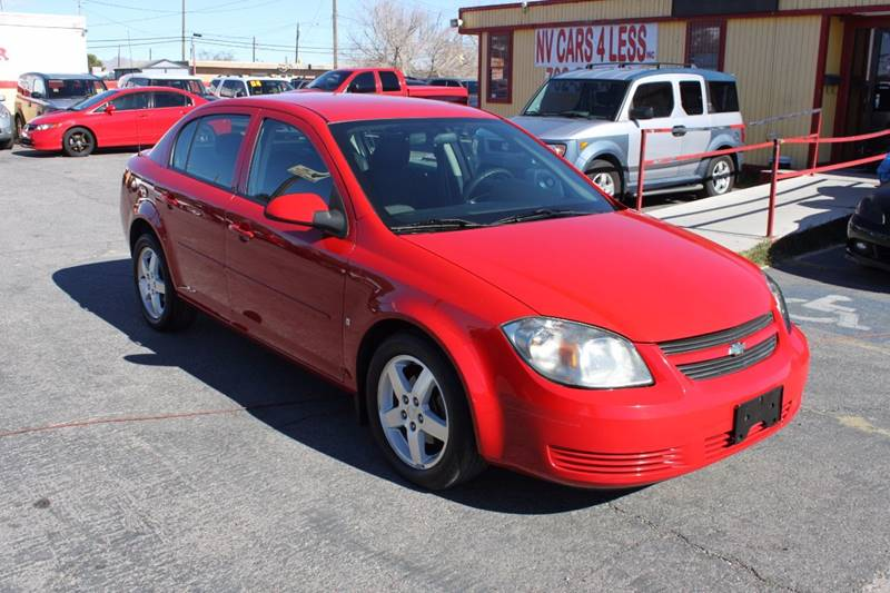 Used Cars in Las Vegas 2009 Chevrolet Cobalt