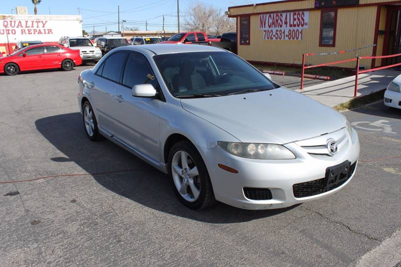 Used Cars in Las Vegas 2008 Mazda 6