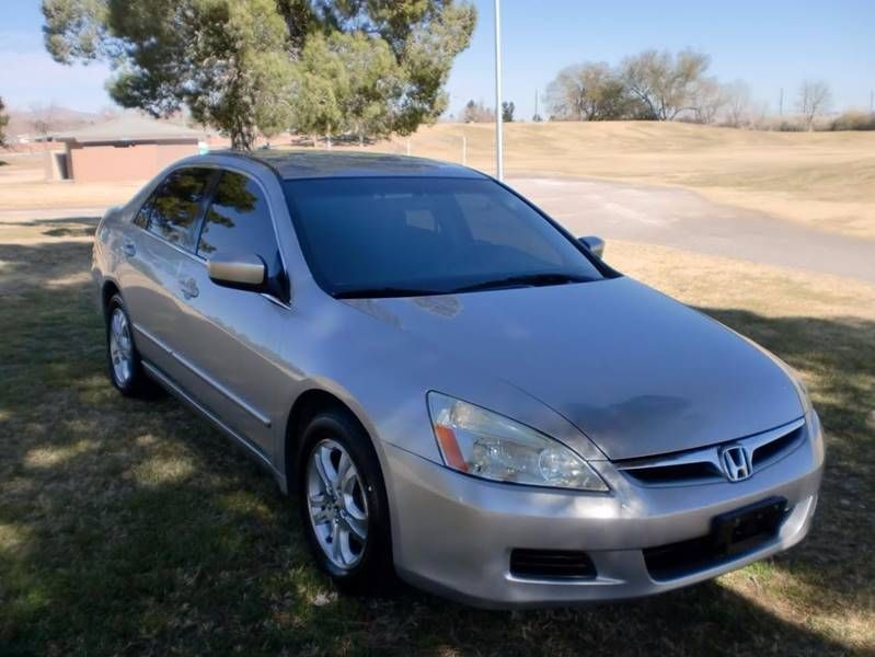 Used Cars in Las Vegas 2006 Honda Accord