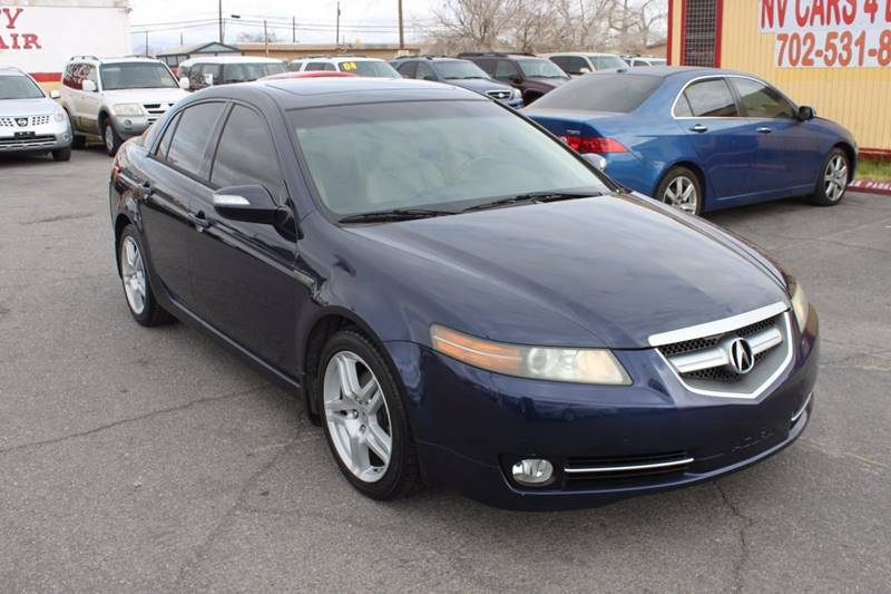 Used Cars in Las Vegas 2007 Acura TL