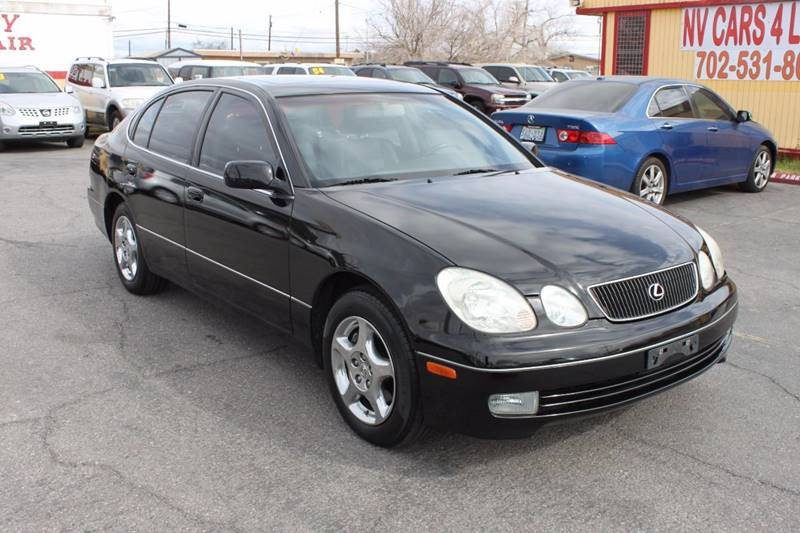 Used Cars in Las Vegas 1998 Lexus GS 300