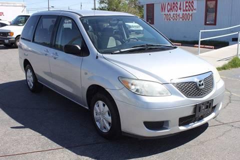 2006 Mazda MPV for sale in Las Vegas, NV