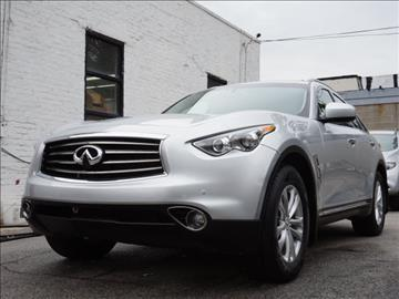 2013 Infiniti FX37 for sale in Flushing, NY