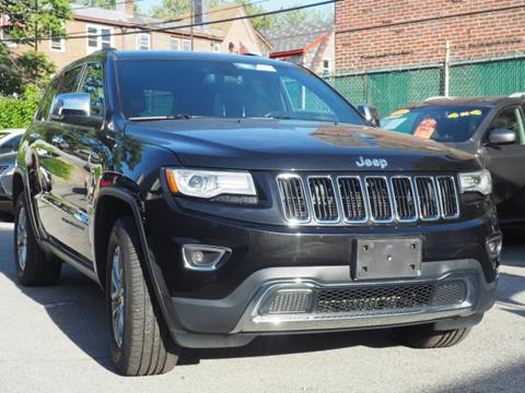 2015 Jeep Grand Cherokee for sale in Flushing, NY