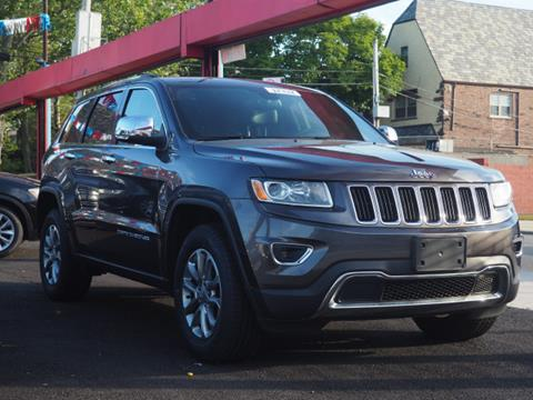 2016 Jeep Grand Cherokee for sale in Flushing, NY