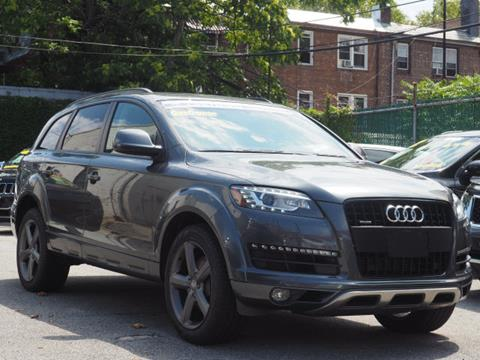 2015 Audi Q7 for sale in Flushing, NY