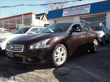 2014 Nissan Maxima for sale in Flushing, NY
