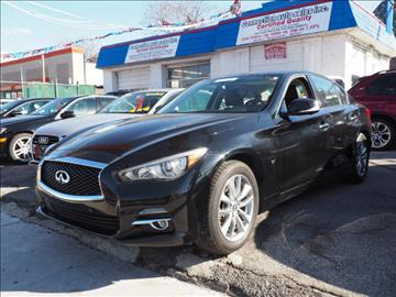 2014 Infiniti Q50 for sale in Flushing, NY