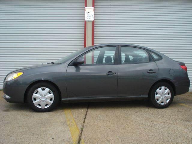 2009 Hyundai Elantra for sale at Roadrunner Auto Sales in Bryan TX