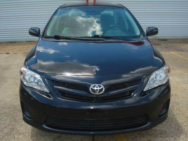 2012 Toyota Corolla for sale at Roadrunner Auto Sales in Bryan TX