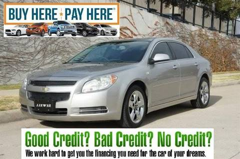 2008 Chevrolet Malibu for sale at Cypress Motors of Ridgewood in Ridgewood NY