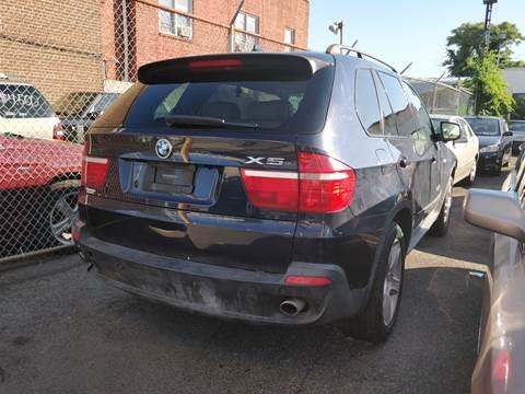 2008 BMW X5 for sale at Cypress Motors of Ridgewood in Ridgewood NY