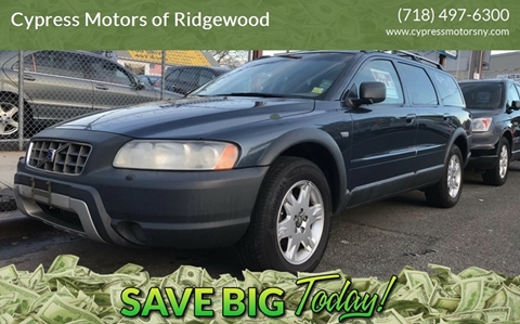 2006 Volvo XC70 for sale in Ridgewood, NY