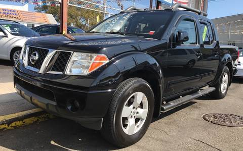 2008 Nissan Frontier for sale in Ridgewood, NY