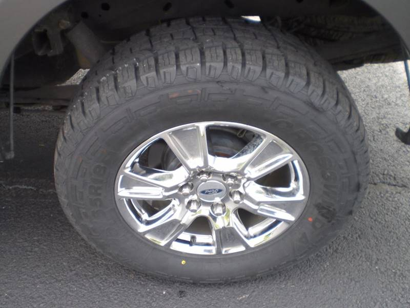 2010 Ford F-150 4x4 XLT 4dr SuperCrew Styleside 6.5 ft. SB - Hominy OK
