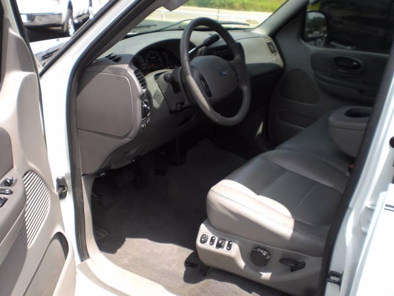 2003 Ford F-150 4dr SuperCrew Lariat Rwd Styleside SB - Hominy OK