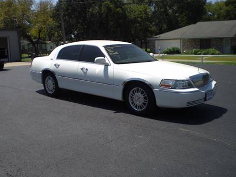 2009 Lincoln Town Car for sale in Hominy, OK