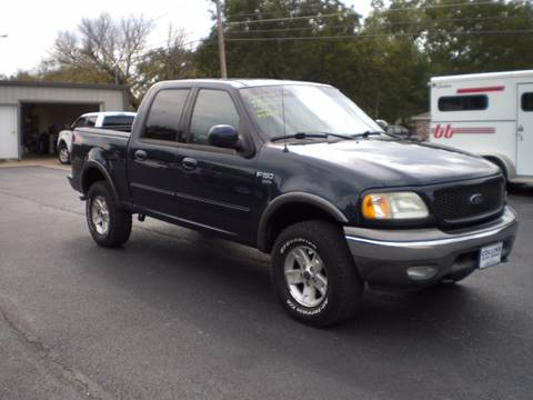 2003 Ford F-150 for sale in Hominy, OK