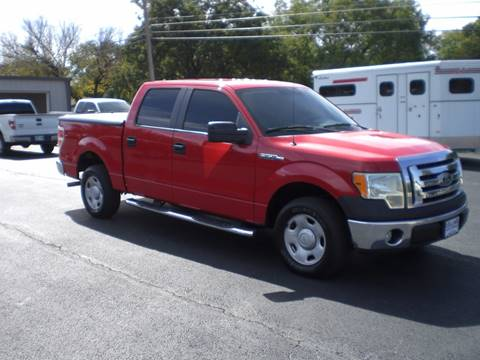 2009 Ford F-150 for sale in Hominy, OK