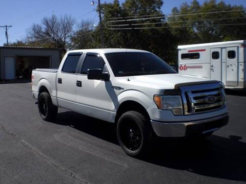 2010 Ford F-150 for sale in Hominy, OK