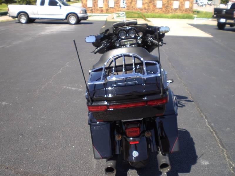 2010 Harley-Davidson Ultra Classic Electra Glide Screamin Eagle - Hominy OK