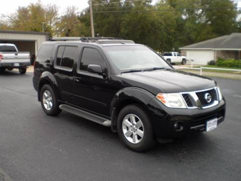 2008 Nissan Pathfinder for sale in Hominy, OK