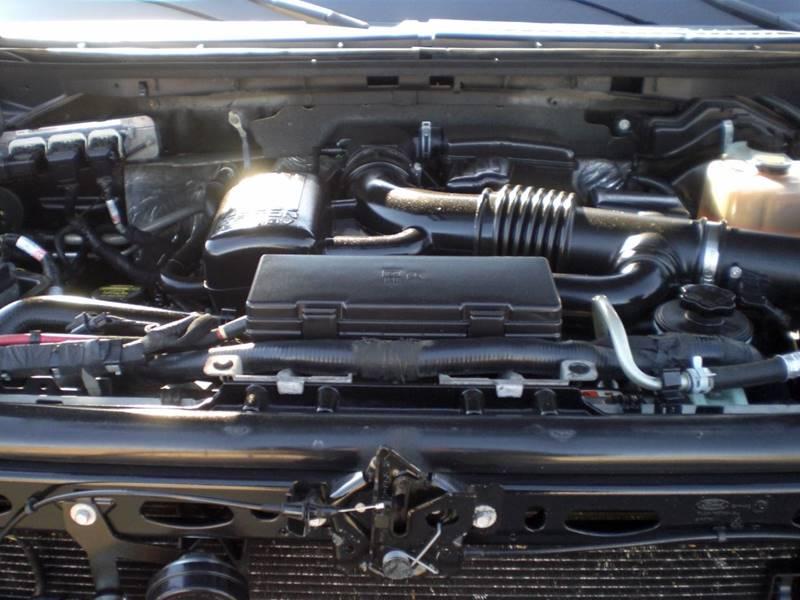 2010 Ford F-150 4x4 FX4 4dr SuperCrew Styleside 5.5 ft. SB - Hominy OK