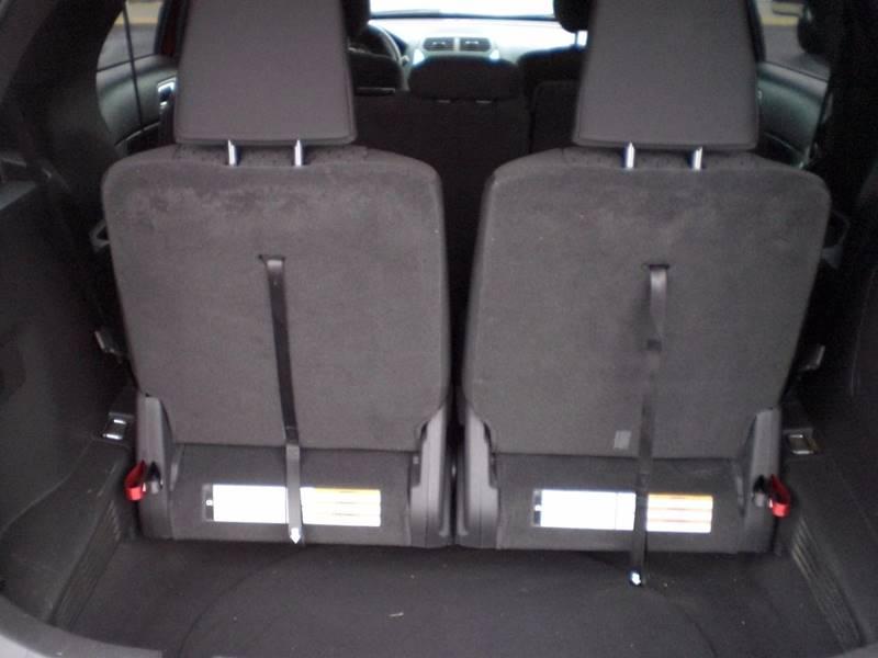 2013 Ford Explorer XLT 4dr SUV - Hominy OK