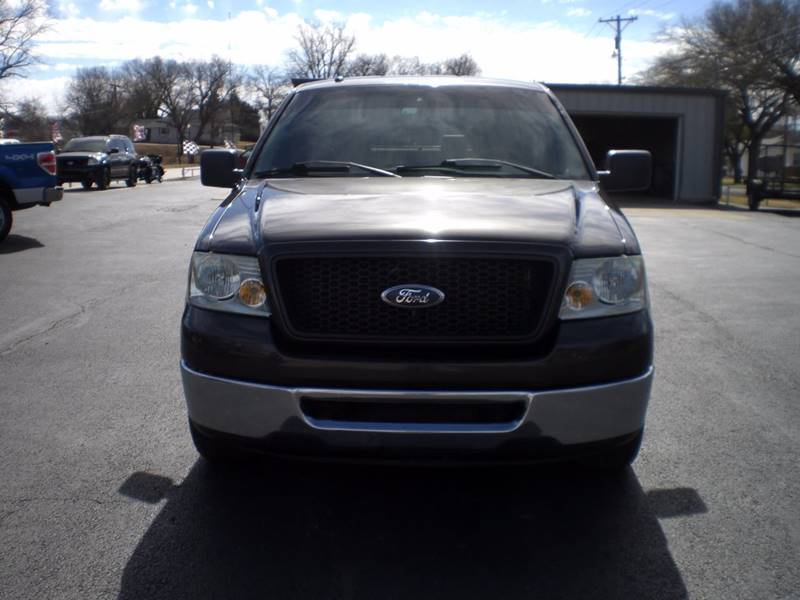 2006 Ford F-150 XLT 4dr SuperCab Styleside 6.5 ft. SB - Hominy OK