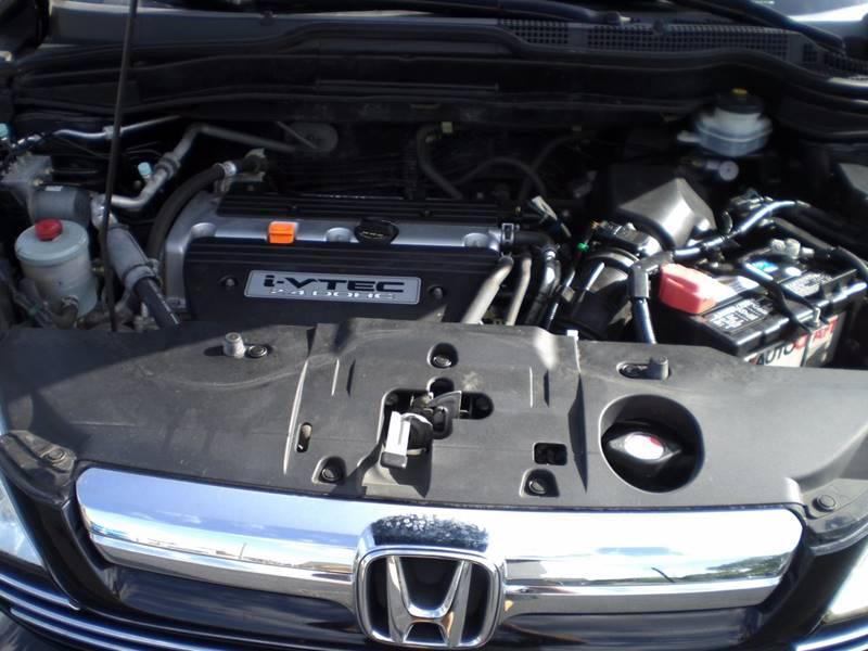 2007 Honda CR-V AWD EX 4dr SUV - Hominy OK