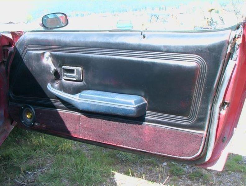 1979 Pontiac Trans Am Trans Am - Stevensville MT
