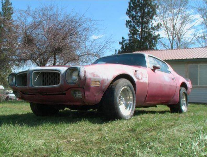 1979 Pontiac Trans Am for sale at 1 Owner Car Guy in Stevensville MT