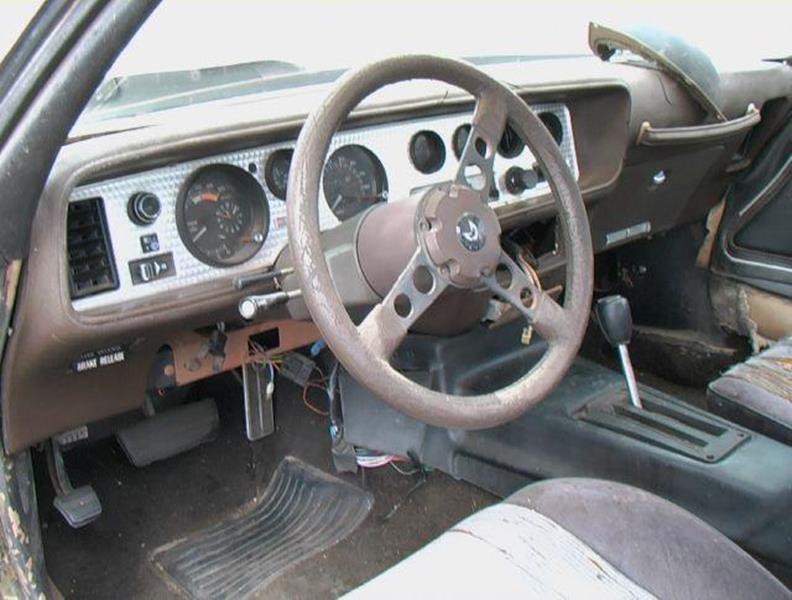 1981 Pontiac Firebird Trans Am 2dr Coupe - Stevensville MT