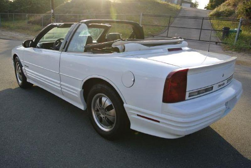 1994 Oldsmobile Cutlass Supreme Convertible - Stevensville MT