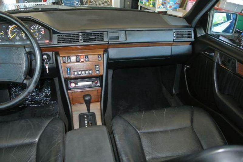 1990 Mercedes-Benz 300-Class for sale at 1 Owner Car Guy in Stevensville MT