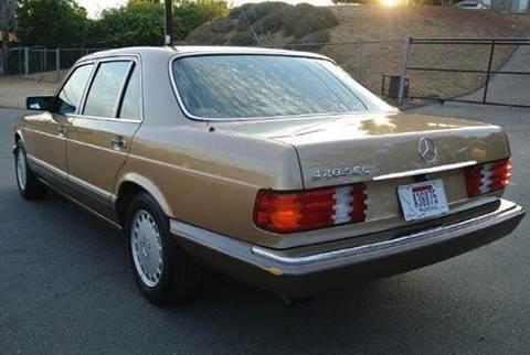 1987 Mercedes-Benz 420-Class for sale at 1 Owner Car Guy in Stevensville MT
