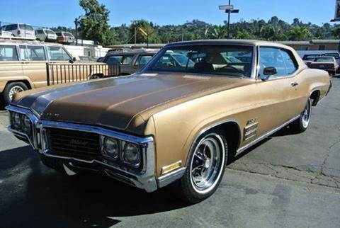 1970 Buick Wildcat for sale at 1 Owner Car Guy in Stevensville MT