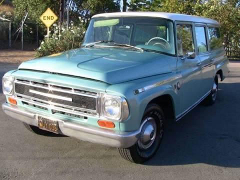 1968 International Scout for sale at 1 Owner Car Guy in Stevensville MT