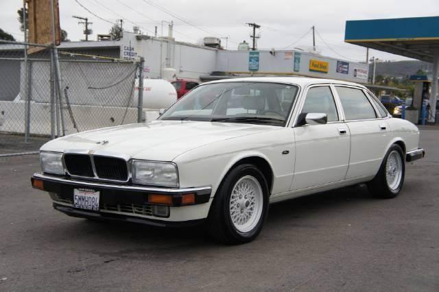 1994 Jaguar XJ for sale at 1 Owner Car Guy in Stevensville MT