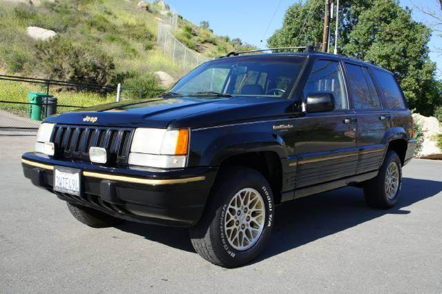 1994 Jeep Grand Cherokee Limited In El Cajon Ca