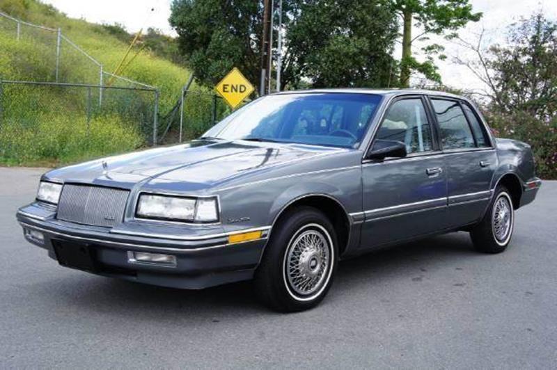 1989 Buick Skylark for sale at 1 Owner Car Guy in Stevensville MT