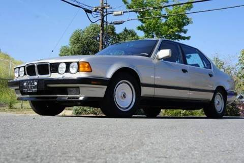 1989 BMW 7 Series for sale at 1 Owner Car Guy in Stevensville MT