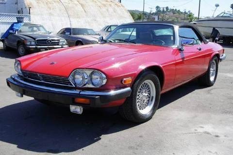 1989 Jaguar XJS for sale at 1 Owner Car Guy in Stevensville MT