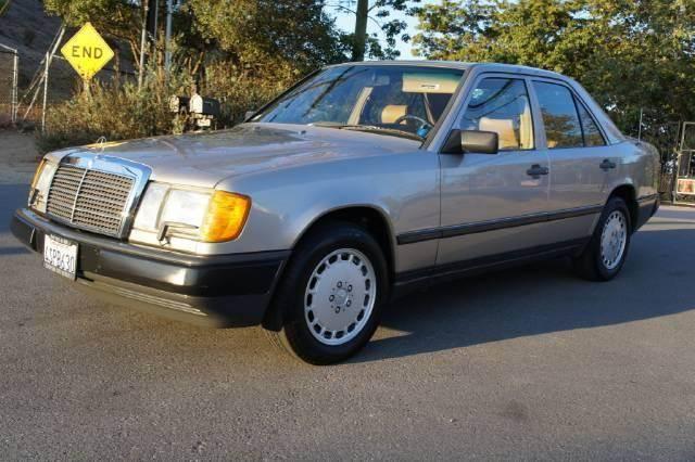 1986 Mercedes-Benz 300-Class for sale at 1 Owner Car Guy in Stevensville MT
