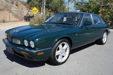 1999 Jaguar XJR for sale at 1 Owner Car Guy in Stevensville MT
