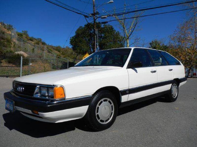 1985 Audi 5000 for sale at 1 Owner Car Guy in Stevensville MT